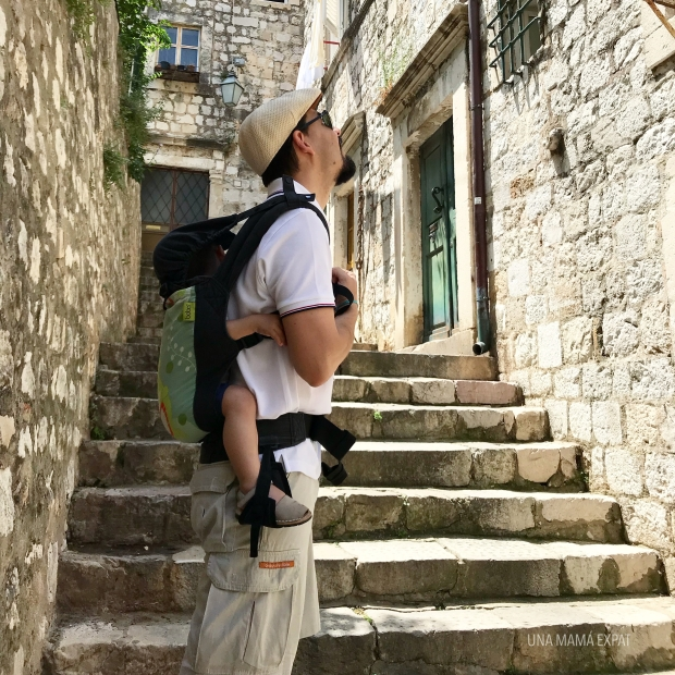 Porteando en Dubrovnik