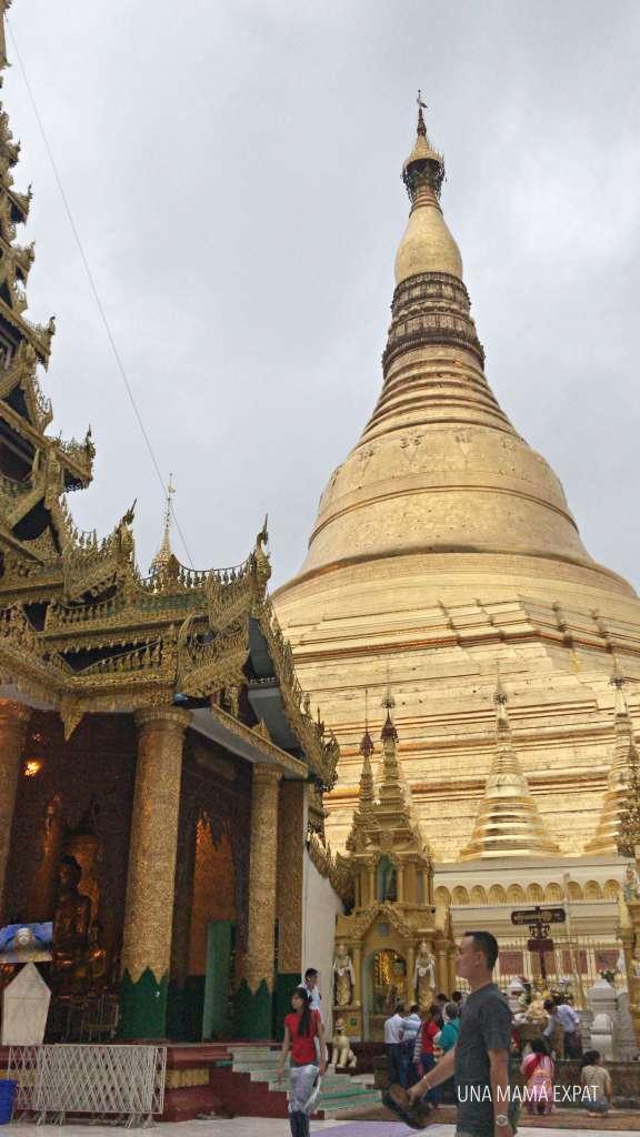 Swe Dagon Pagoda, Yangon